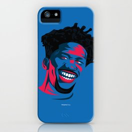 The Process iPhone Case
