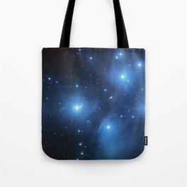 Star Struck - Pleiades Tote Bag