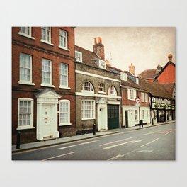 Salisbury Fantasy Canvas Print