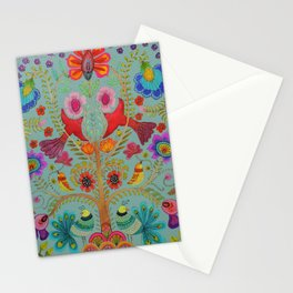 kalamkari Stationery Cards