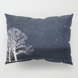 The Fabric of Space and the Boundary of Knowledge Pillow Sham