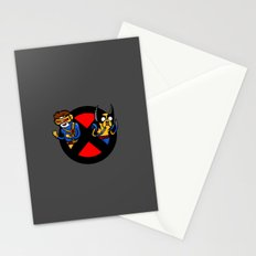 Mutant Time Stationery Cards