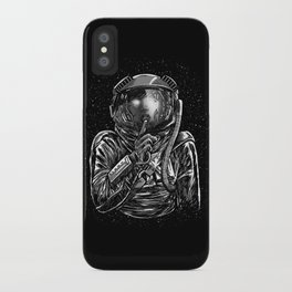 Secrets of Space 2017 iPhone Case