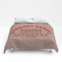 Ichiraku Ramen Comforters