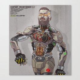 Conor Bot Canvas Print