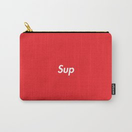 SUPREME SUP BOX LOGO Carry-All Pouch