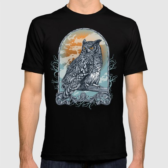Twilight Owl T-shirt