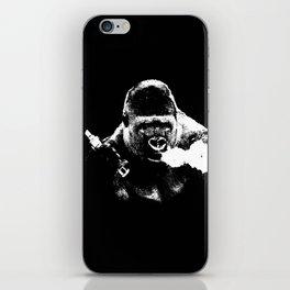 Gorilla Vape iPhone Skin