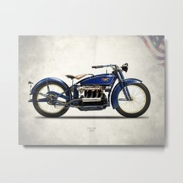 Ace Four 1925 Metal Print