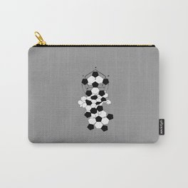 Soccer Football Ball pattern design  Carry-All Pouch
