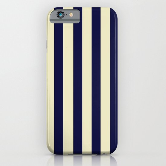 Navy Stripes iPhone & iPod Case