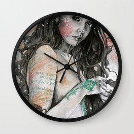 You Lied Wall Clock