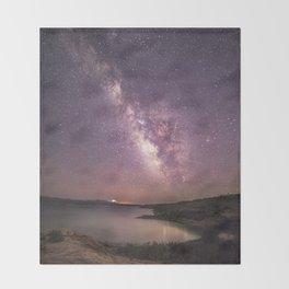 A Million Stars Throw Blanket