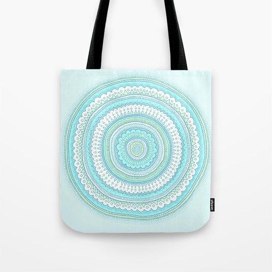 Dreamy Carousel Tote Bag