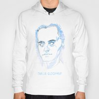 dale cooper Hoodies featuring Dale Cooper by kjell