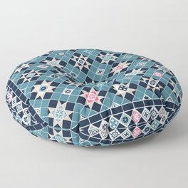 Forest Lodge Floor Pillow