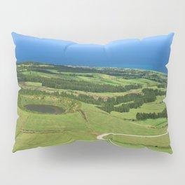 Sao Miguel, Azores Pillow Sham