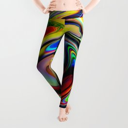 Abstract - Perfection 100 Leggings