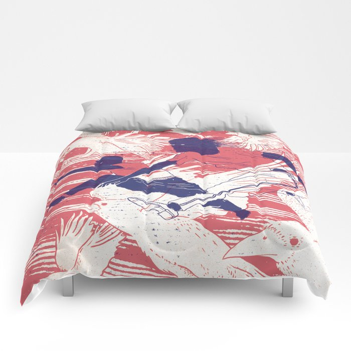 The Leap Comforters