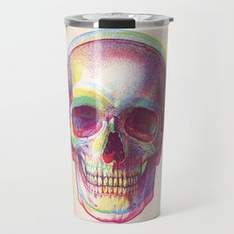 acid calavera Travel Mug