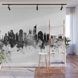 Jakarta Skyline Indonesia Wall Mural