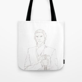Clear Force Tote Bag
