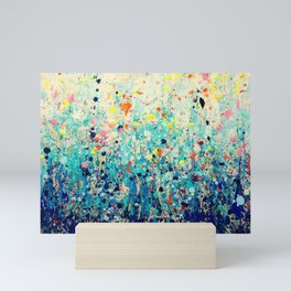 In the mood for spring Mini Art Print