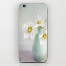 lovely Helleborus iPhone & iPod Skin