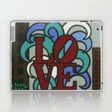 pop LOVE park Laptop & iPad Skin