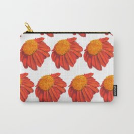 Coneflower Echinacea Carry-All Pouch
