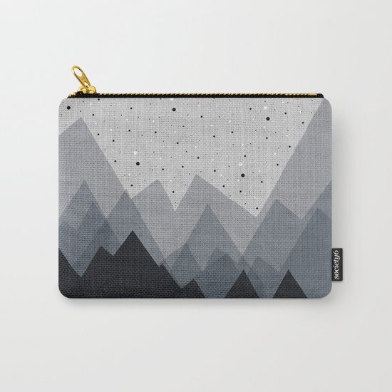 Gold in the mountains Carry-All Pouch