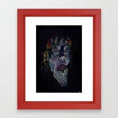 Corinne, Prepped Framed Art Print