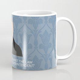The Reichenbach Fall - John Watson Coffee Mug