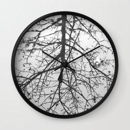 { Reflection } Wall Clock