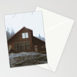 Cabin Feels Stationery Cards