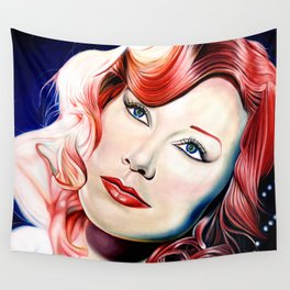 Tori Amos Painting Wall Tapestry