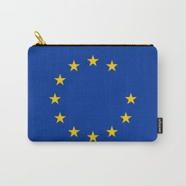 Anti brexit flag Carry-All Pouch