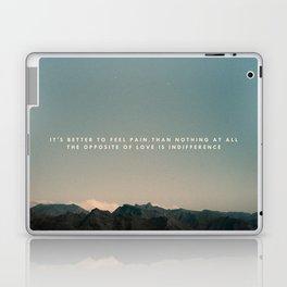 Stubborn Love Laptop & iPad Skin