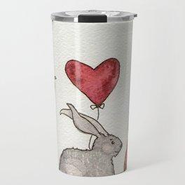 Honey Bunny Love Travel Mug
