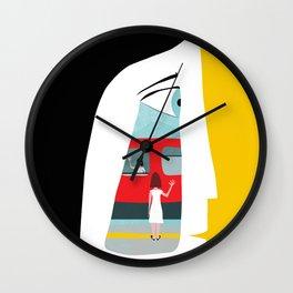 Ciao! Wall Clock