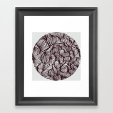 tri Framed Art Print