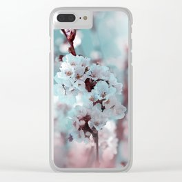 Blossoming Clear iPhone Case