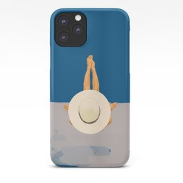 At The Ocean iPhone Case