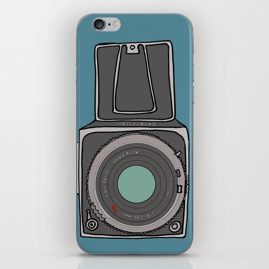 Hasselblad iPhone Skin