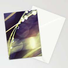 intermission over Stationery Cards