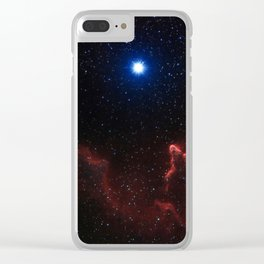 Gamma Cassiopeiae Clear iPhone Case