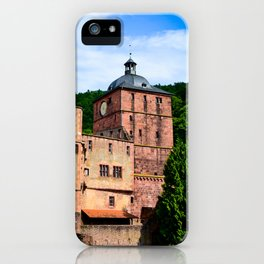Heidelberg Castle iPhone Case