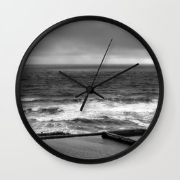 Sutro Baths No. 2 Wall Clock