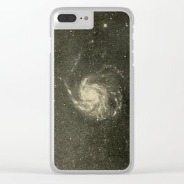 Lucas Albert Reed - Astronomy and the Bible (1919) - Galaxy in Ursa Major Clear iPhone Case