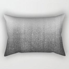 BLUR / abyss / black Rectangular Pillow